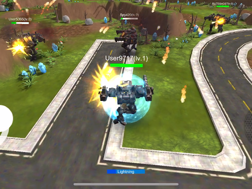 Meka Hunters screenshot 23