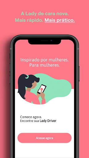 Lady Driver Passageira screenshot 1