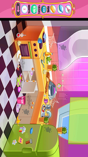 Dolly The House Cleaner Game screenshot 2