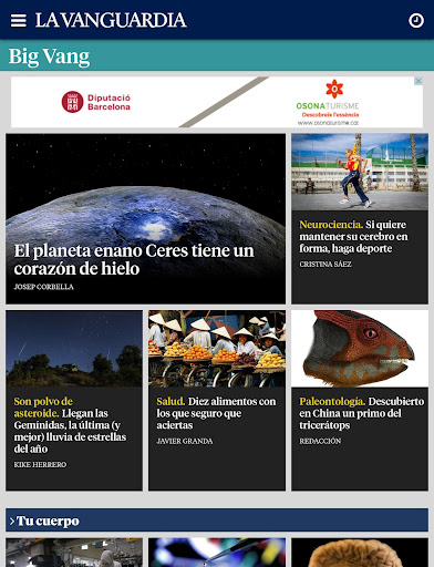La Vanguardia screenshot 20