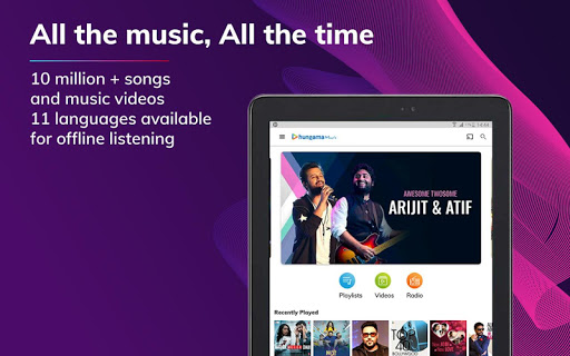 Hungama Music screenshot 9