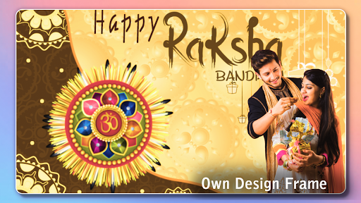 Rakhi Photo Frame 2020 captura de pantalla 6