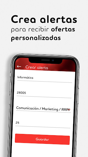 Adecco España screenshot 4