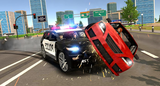 Police Car Chase Simulator screenshot 3