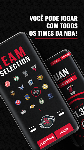 BUD x NBA screenshot 2