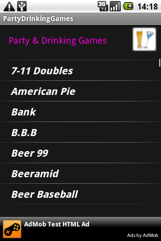 Party & Drinking Games screenshot 2