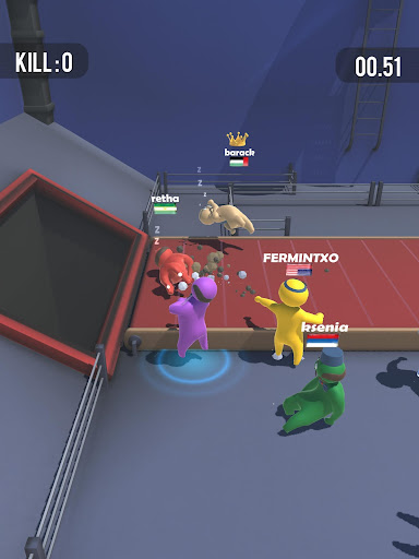 Party.io screenshot 2