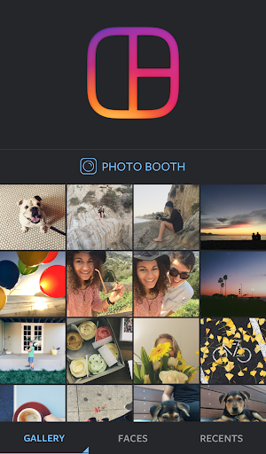 Layout from Instagram 屏幕截图 1