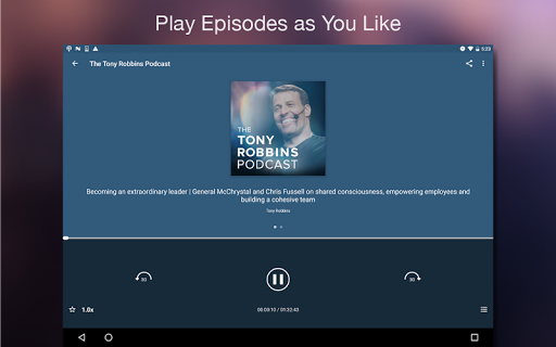 Podcast Player screenshot 8