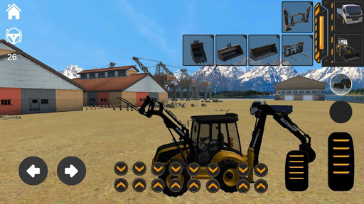 Excavator Simulator 2020 screenshot 3