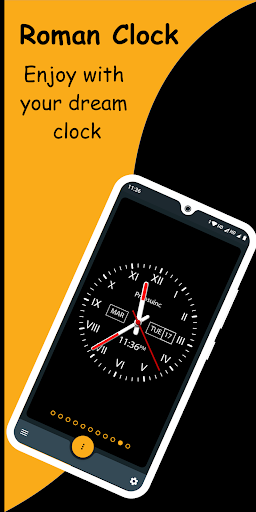 Night Clock screenshot 3