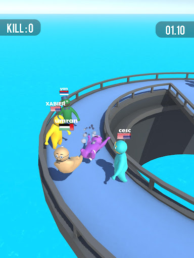 Party.io screenshot 5