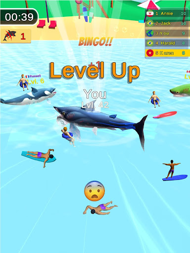 Shark Attack screenshot 10