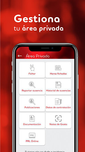 Adecco España screenshot 5