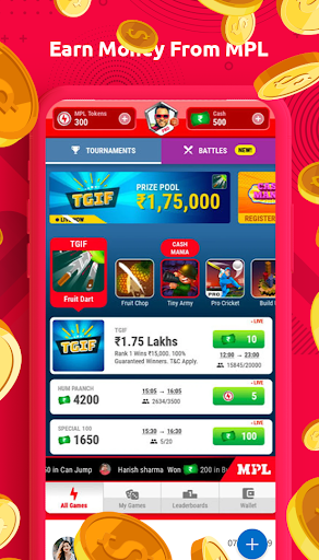 Tips for MPL Cricket & Games To Earn Money screenshot 8