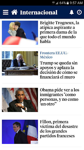 La Vanguardia screenshot 2