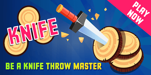 Knife throw game 2020 screenshot 5