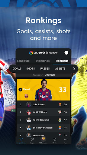 La Liga screenshot 15