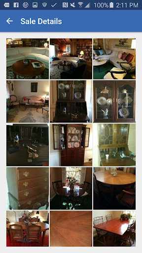 Estate Sales screenshot 3