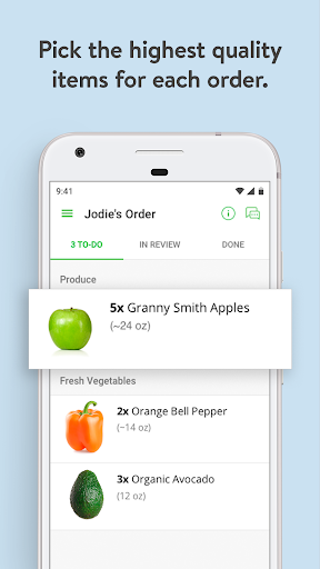 Instacart Shopper screenshot 2