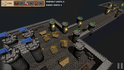 Medieval Castle Conqueror screenshot 1