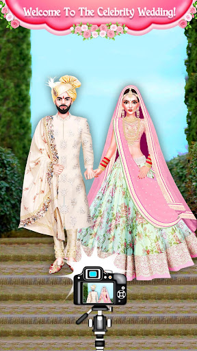 Indian Celebrity Royal Wedding Rituals & Makeover screenshot 1
