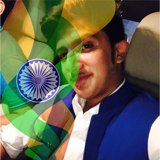 India Flag Face Photo Maker & 15th August DP screenshot 2