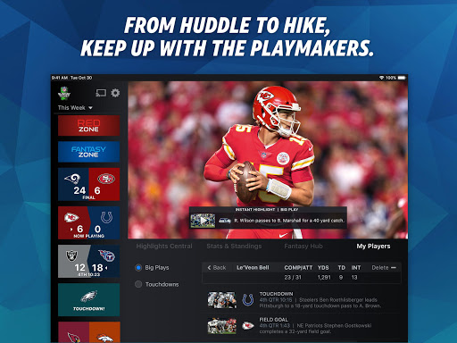 NFL Sunday Ticket for TV and Tablets screenshot 3
