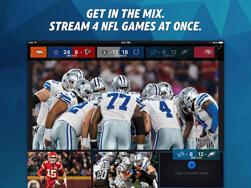 NFL Sunday Ticket for TV and Tablets screenshot 1