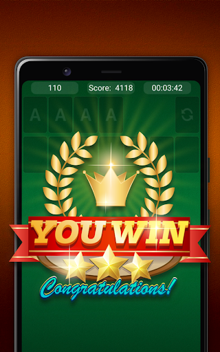 Solitaire screenshot 7