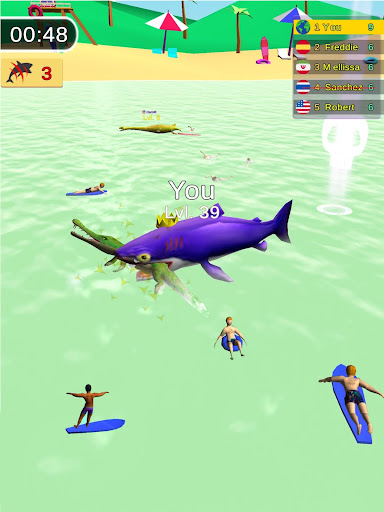 Shark Attack screenshot 2