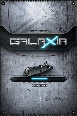 Project Galaxia 屏幕截图 1