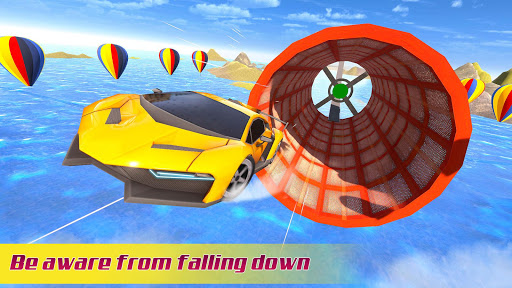 Mega Ramp Car Racing Stunts 3D screenshot 6