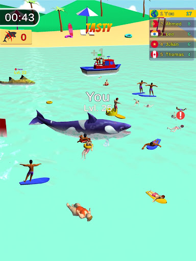 Shark Attack screenshot 3