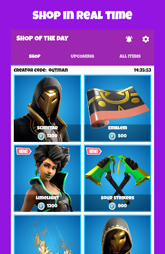 Shop Of The Day screenshot 1
