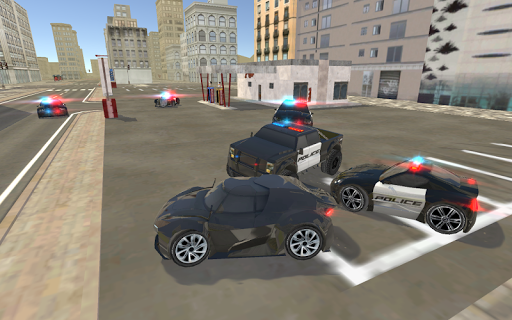 Police Chase screenshot 3