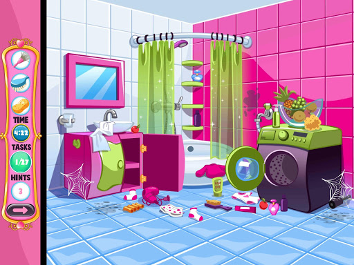 Dolly The House Cleaner Game screenshot 11