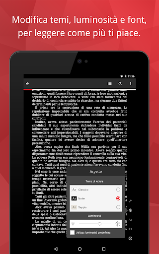 La Feltrinelli Kobo screenshot 12