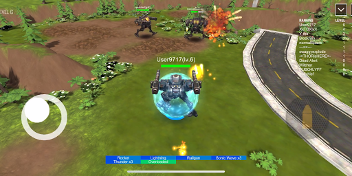 Meka Hunters screenshot 6