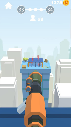 Pocket Sniper! screenshot 12