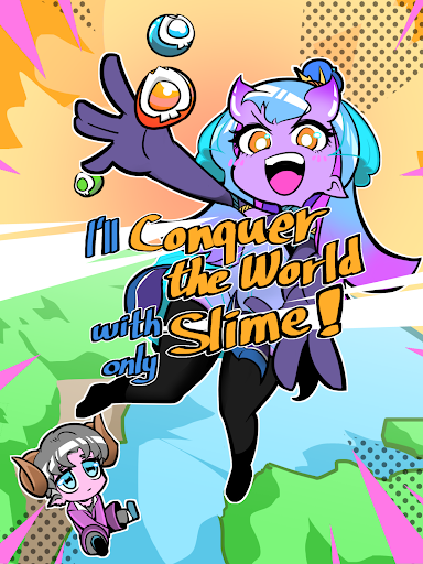 I'll Conquer the World with only Slime! screenshot 6