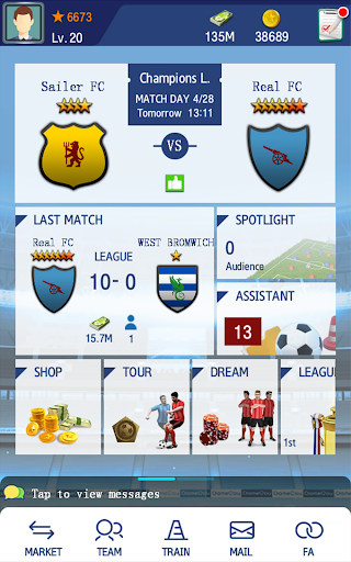 Top Soccer Manager 2020 screenshot 20