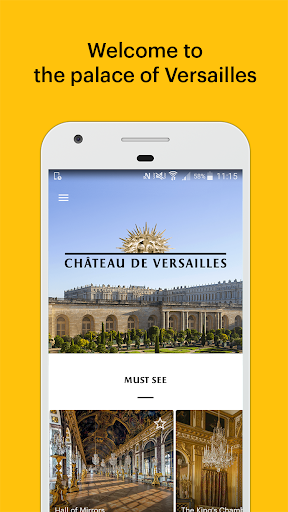 Palace of Versailles screenshot 1