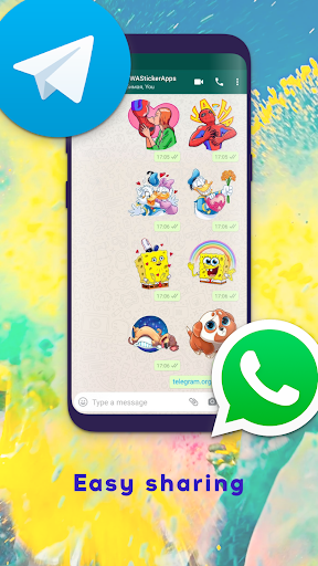 New Stickers for WA and WAStickerApps 2020 Love screenshot 1
