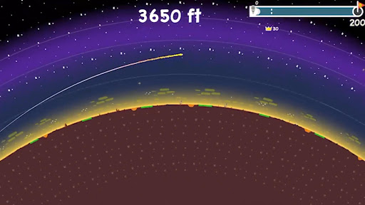 Golf Orbit screenshot 2