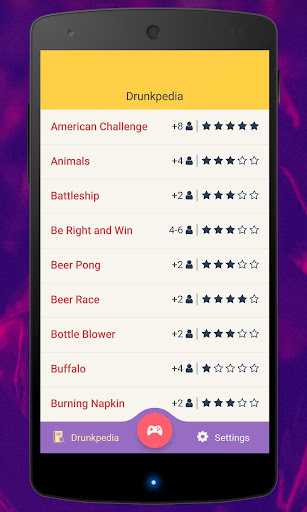 Game of Shots (Drinking Games) screenshot 3