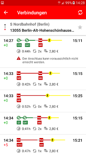 S-Bahn Berlin screenshot 2