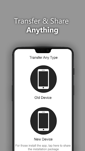 New WeTransfer & Android File Transfer screenshot 1
