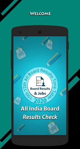 10th 12th All Board Result, Time table, 2020 screenshot 1