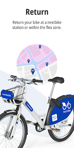 nextbike screenshot 4
